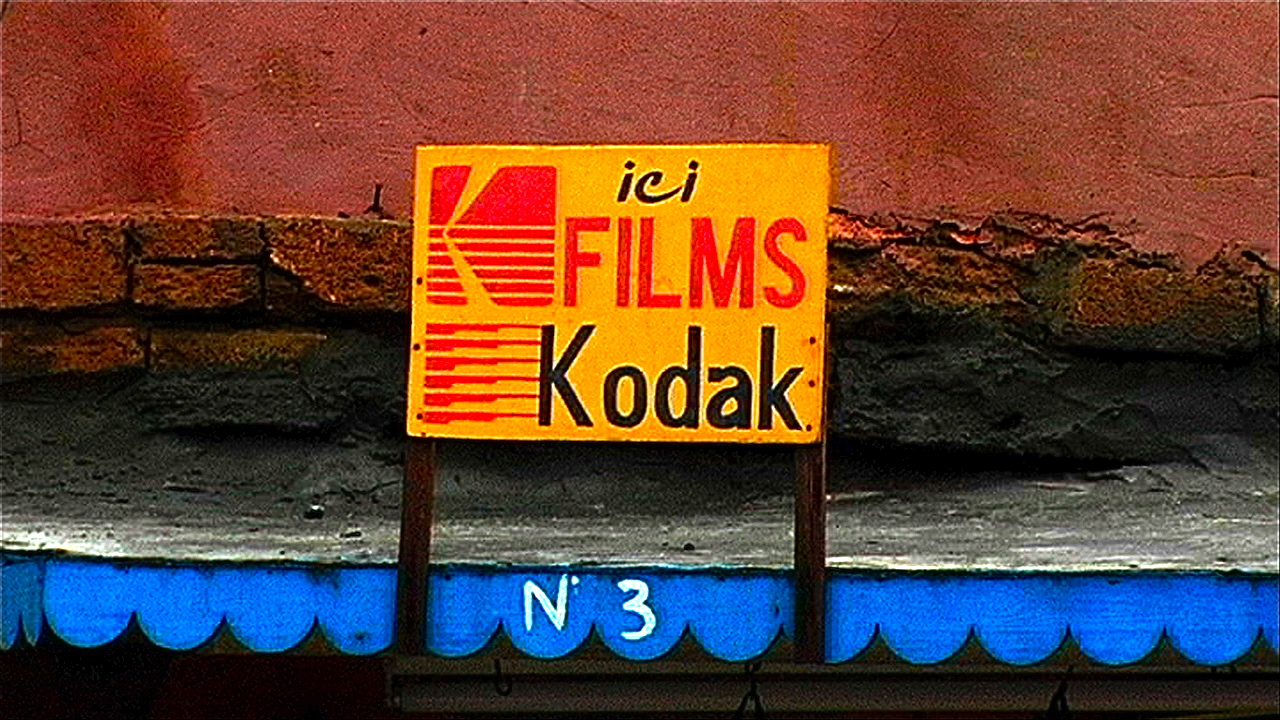 Kodak sign 9